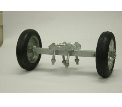 Industrial Double Wheel Assembly 6