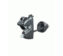 Lokk Latch Pro Operational from Both Sides (Black)