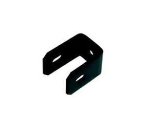 "Ornamental Flat Mount Bracket 2"" - 40 Pack"