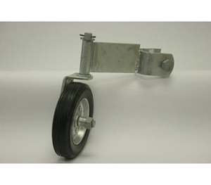 "Swivel Gate Roller 1-3/8"" with 6""  Wheel"