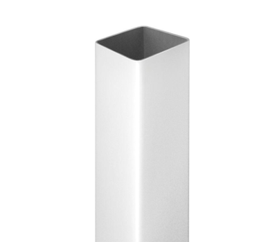Vinyl Railing Post Kit - White