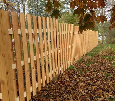 Western Red Cedar Picket 1