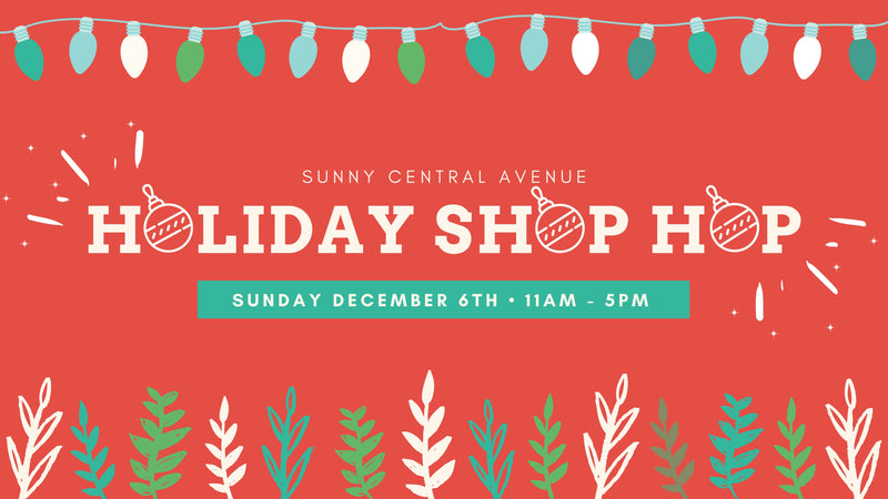 Holiday Shop Hop - 12.6 from 11a-5p