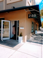 z.aa dress up studio - downtown st. petersburg boutique