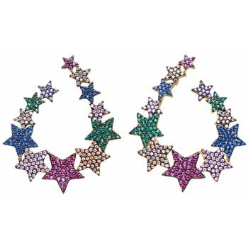 Star Party Earrings