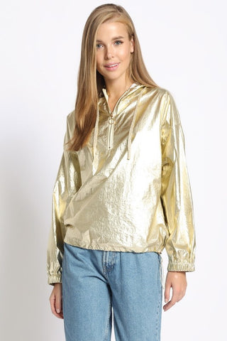 LENNI The Label Wildcat Metallic Jacket