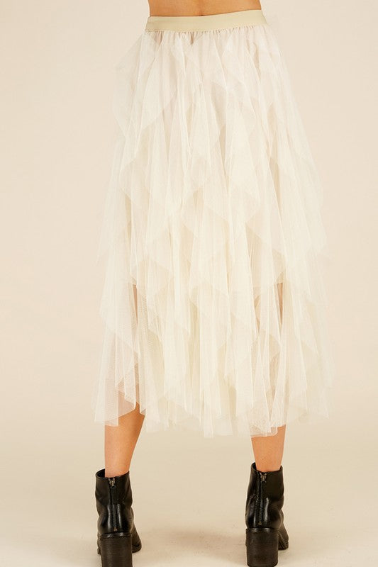 Multi-layered Tutu Skirt
