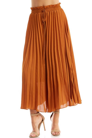 Button Down Maxi Dress