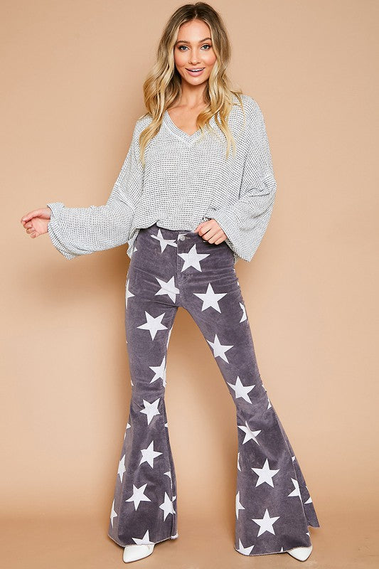 Rock Star Bell Bottoms