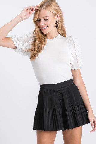Daisy Mini Skirt