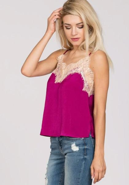The Room Lace Tank