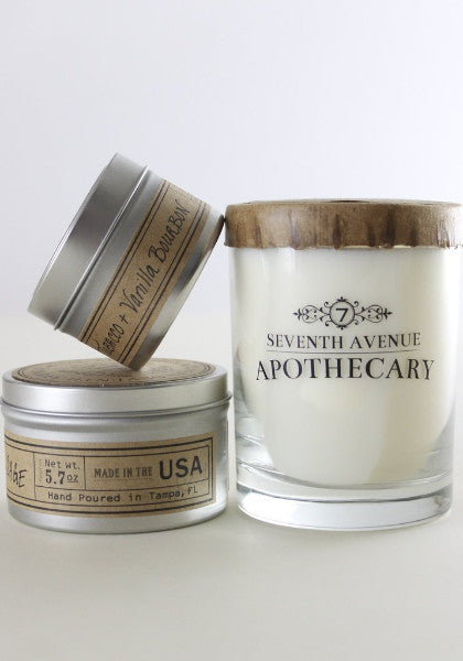 Seventh Avenue Apothecary Candles
