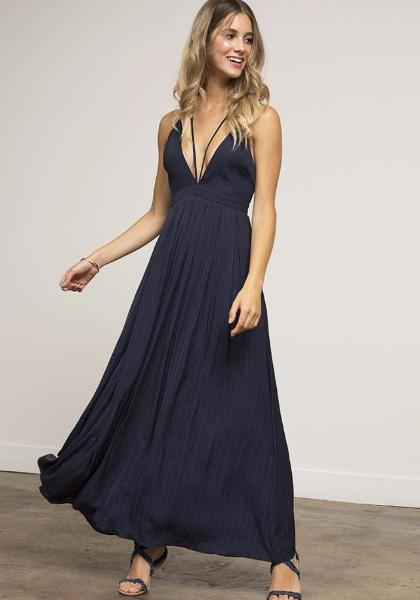 Lucy Paris Maxi Dress