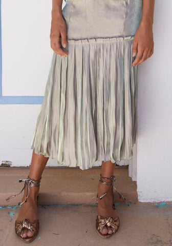 English Factory Overall Skirt
