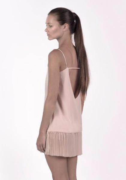 612a790ee5e3e OB Story Blush Dress – z•aa dress up studio