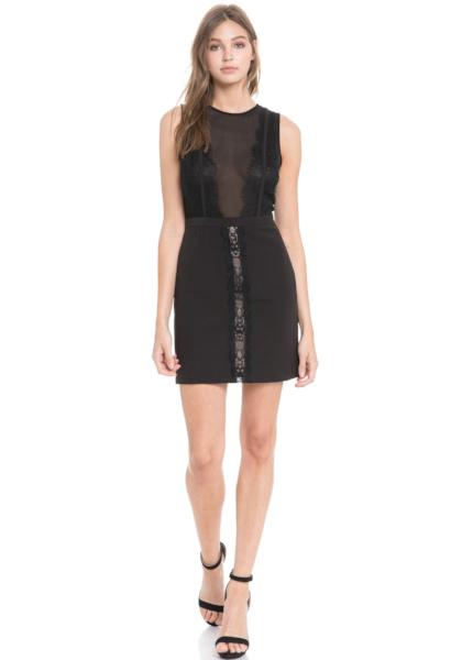Endless Rose Lace LBD