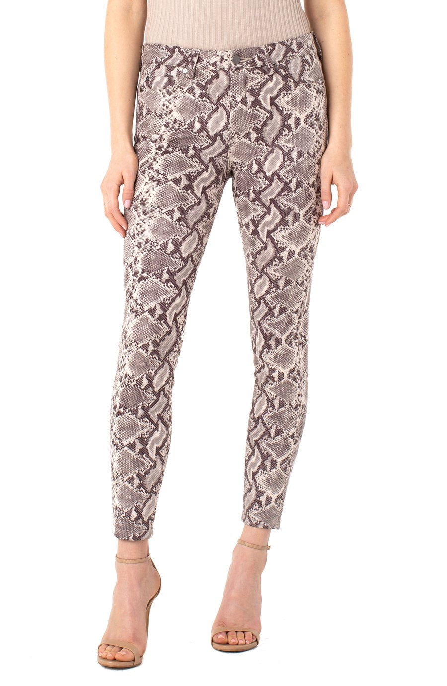 Abby Ankle Skinny Pants