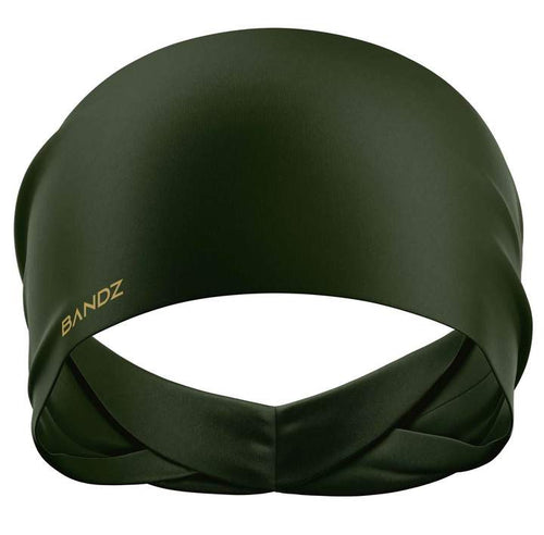 Bandz Military Green Solid