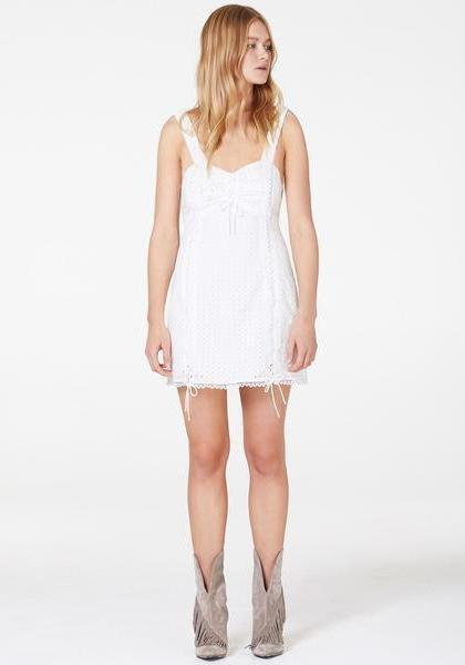 Stevie May Cloverly Mini Dress