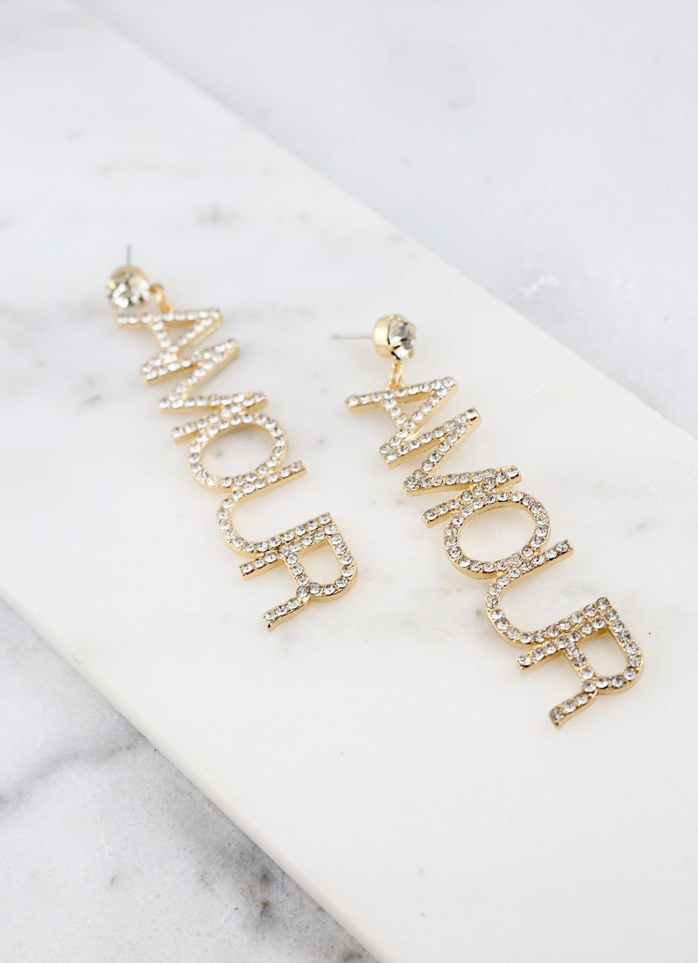 Amour Earrings