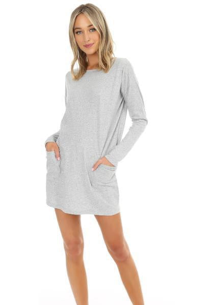 Bobi Side Pocket Tunic