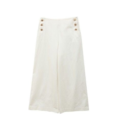 High Waist Ruffled Skort