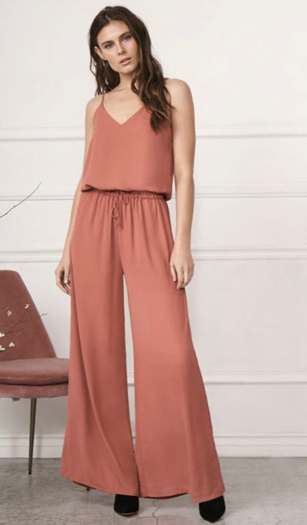 Three Eighty Two Cami Jumpsuit