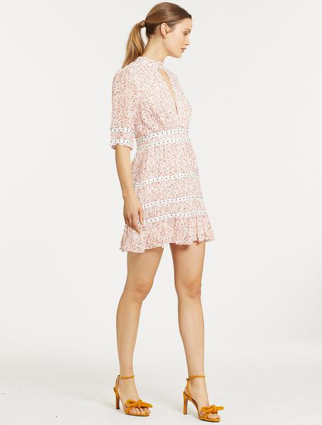 Stevie May Byrdie Mini Dress