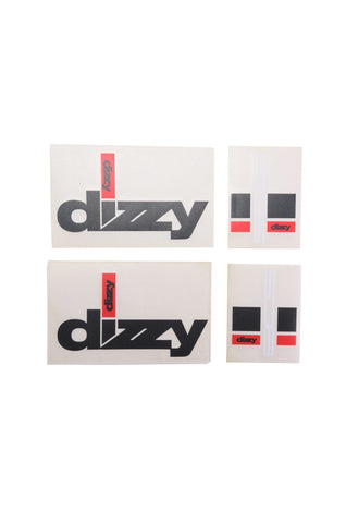 DECAL • DIZZY