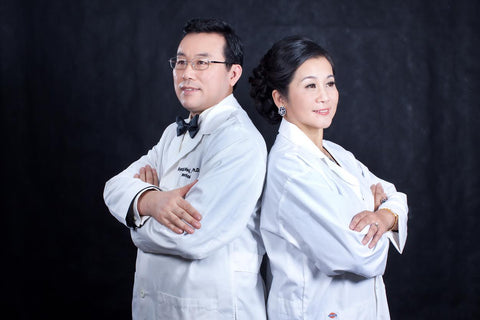 Dr. Huachen Wei and Dr. Yan Wang