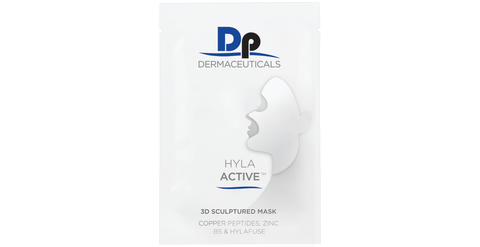 DP Hyla Active 3D Sculptured Mask