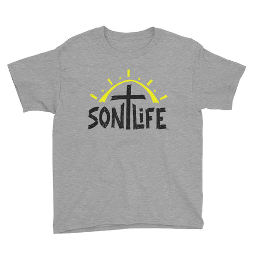 Classic SON LiFE Youth Short-sleeve T-Shirt
