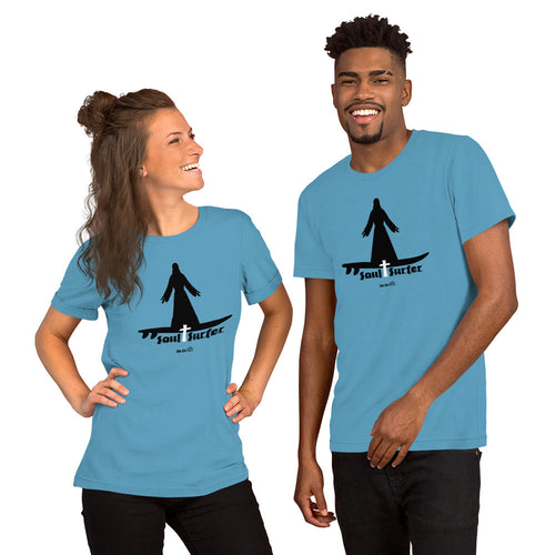 """Soul Surfer"" Short-Sleeve Unisex T-Shirt"