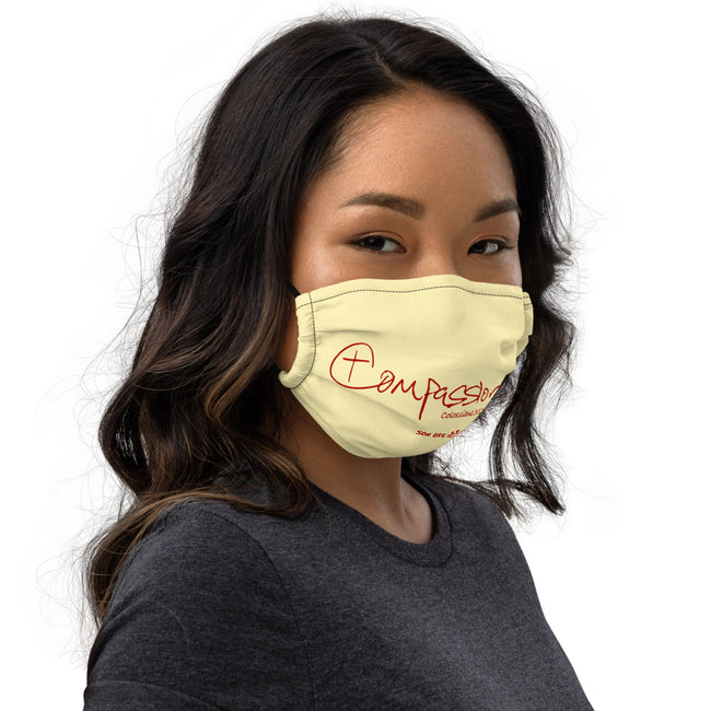 """Compassion"" Face mask"