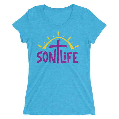 Classic SON LiFE Ladies' Short-sleeve T-Shirt