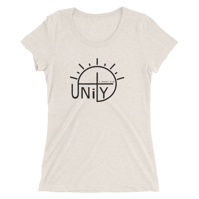 UNiTY Ladies' Short-sleeve T-Shirt