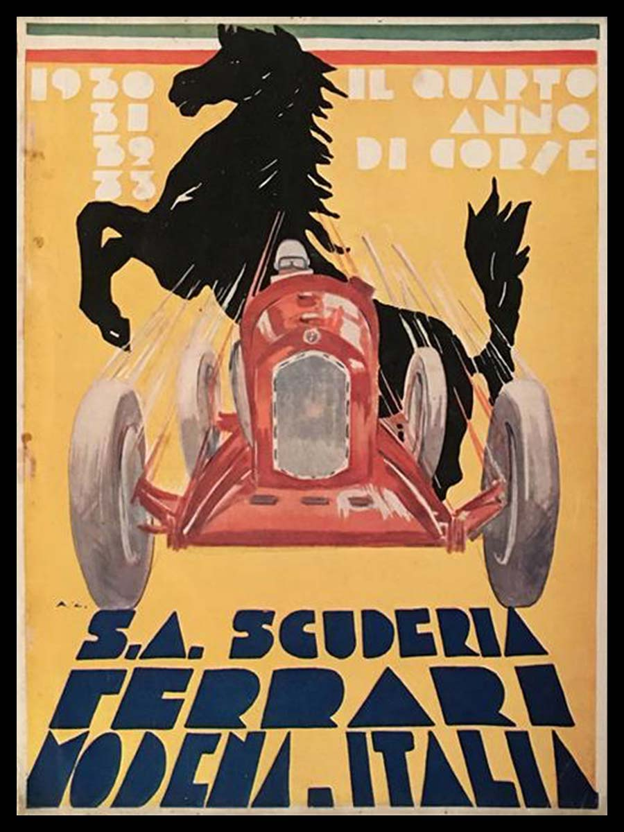 Ferrari 70th Year Anniversary
