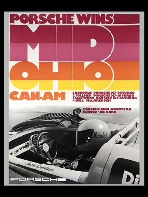 Porsche Factory Poster Collection