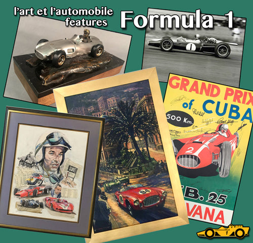 Featured items - Formula 1