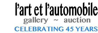 l'art et l'automobile
