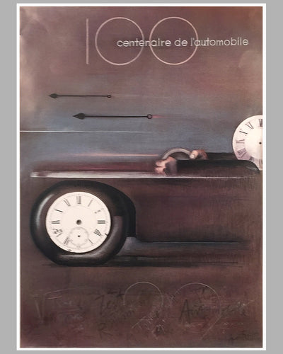 100 Year Anniversary of the Automobile Posters & Catalog 7