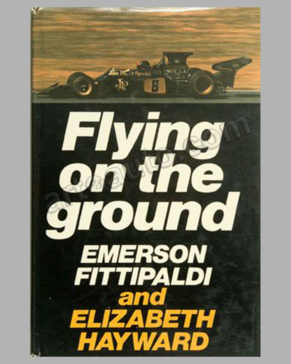 Flying on the Ground book by E. Fittipaldi and E. Hayward