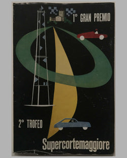 1953 First GP and 2nd Trofeo Supercortemaggiore program