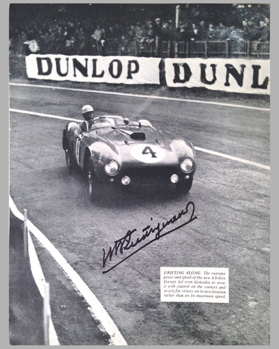 Le Mans 1954 book compiled by the staff of The Motor Magazine 5