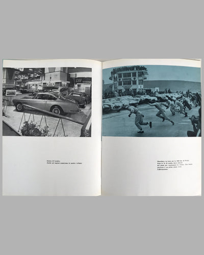 1960 Ferrari Yearbook factory publication 3