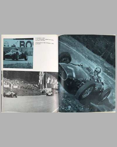 1960 Ferrari Yearbook factory publication 4