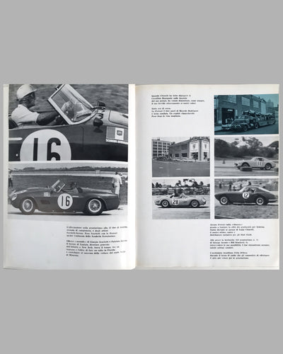 1960 Ferrari Yearbook factory publication 5