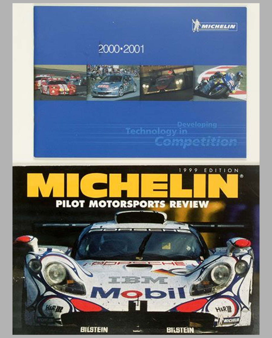 Two Michelin Motorsports publications / reviews