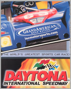 2000 Rolex 24 at Daytona official poster 2