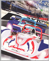 2002 Rolex 24 at Daytona official poster 2